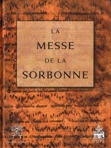 9782840507765: La Messe de la Sorbonne
