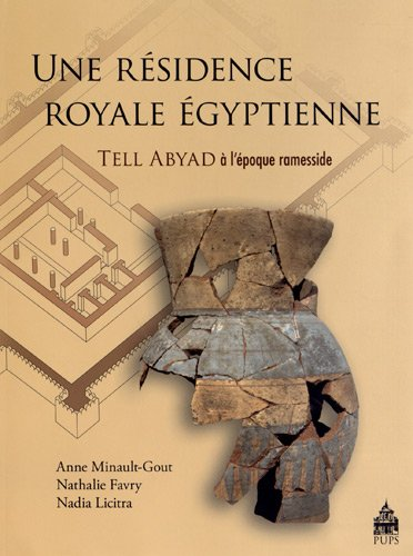 Une résidence royale égyptienne : Tell Abyad à l'époque ramesside...