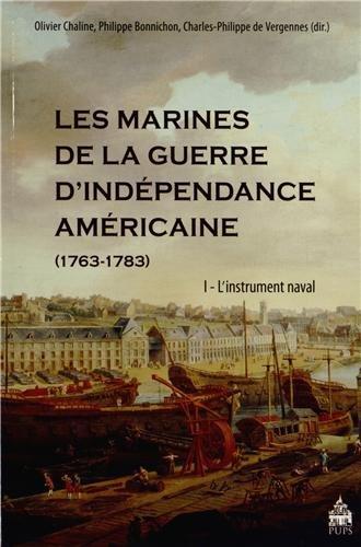 Marines de la guerre de l independance americaine: Bonnichon Philippe