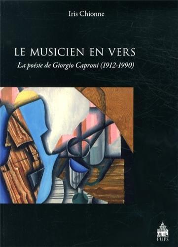 Musicien en vers: Chionne Iris