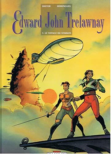 9782840551249: Edward John Trelawnay, Tome 1 : Le voyage du
