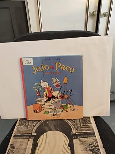 9782840551638: Jojo et Paco, Tome 1 : Jojo & Paco font la java