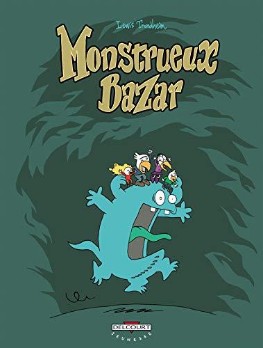 9782840553663: Monstrueux bazar