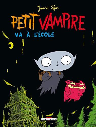 9782840554011: Petit vampire va à l'école 1