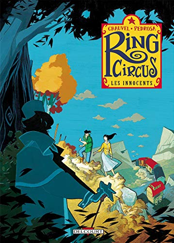9782840554134: Ring Circus - Les Innocents