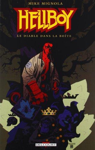 9782840554172: Hellboy Le Diable Dans La Boite