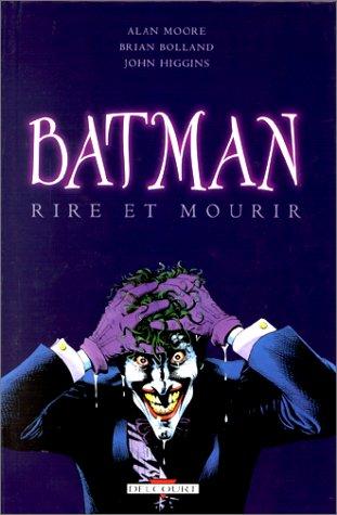 9782840554424: Batman, hors série : Rire et mourir
