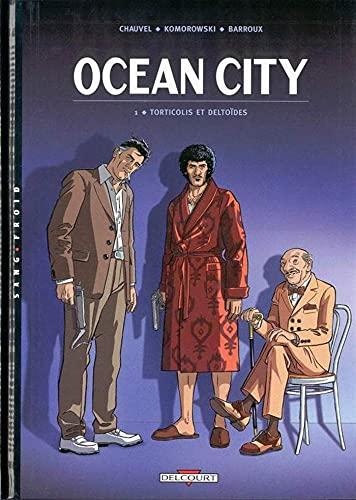 OCEAN CITY T01 TORTICOLIS ET DELTOIDES: CHAUVEL DAVID