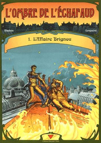 9782840554714: Ombre de l echafaud t01 l affaire brignou (French Edition)