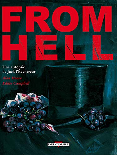 FROM HELL T01 : FROM HELL: MOORE ALAN