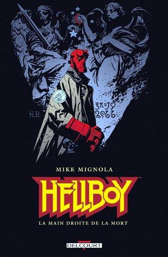 9782840555599: Hellboy, tome 4 : La Main droite de la mort