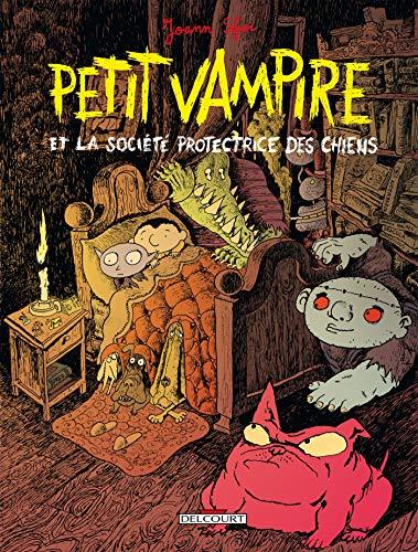9782840556435: Petit vampire, tome 3 : Petit vampire et la société protectrice des chiens