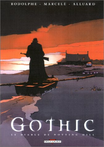 GOTHIC T03 : DIABLE DE NOTHING HILL: RODOLPHE