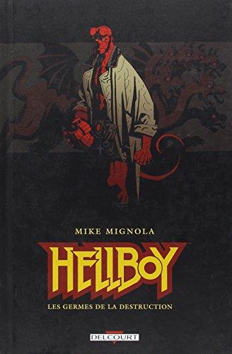 9782840557500: Hellboy, tome 1 : Les Germes de la destruction