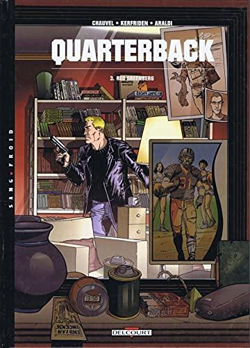 QUARTERBACK T03 RED GREENBERG: CHAUVEL DAVID