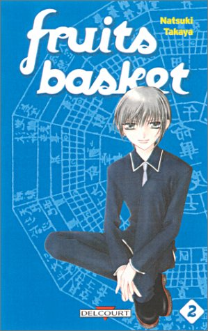 FRUITS BASKET T.2