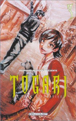 9782840559863: Togari, tome 3 : L'Epée de justice