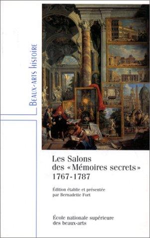 """Les Salons des """"Mémoires secrets"""", 1767-1787: Louis Petit de Bachaumont"""