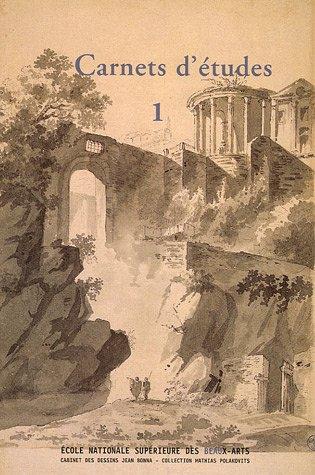 CARNETS D'ETUDES 1 : PAYSAGES DESSINES DE L ECOLE FRANCAISE: PAYSAGES DESSINES DE L'ECOLE FRANCAISE DU XVIIIE SIECLE DANS LA DONATION MATHIAS (Dutch Edition) (9782840561729) by BRUGEROLLES EMMANUELLE/COUSSEAU HENRY-CLAUDE