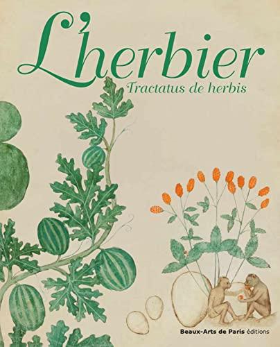 9782840566649: L'herbier : Tractatus de herbis