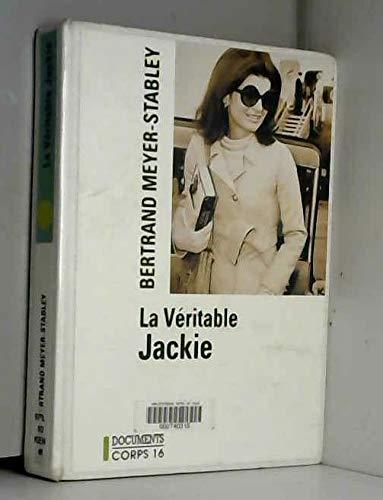 9782840573135: La véritable Jackie
