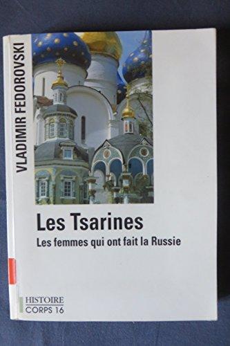 9782840573296: Les Tsarines