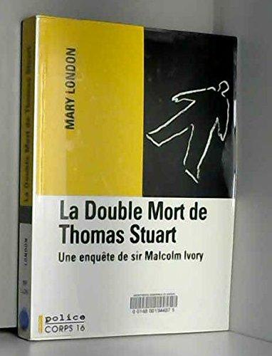9782840574002: La double mort de Thomas Stuart