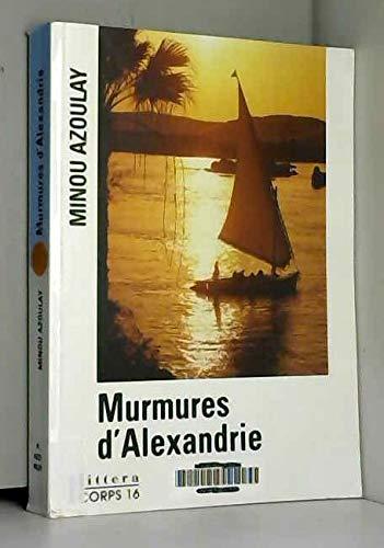 9782840574583: MURMURES D'ALEXANDRIE [édition en gros caractères]