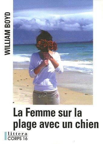 9782840575979: La Femme sur la plage avec un chien