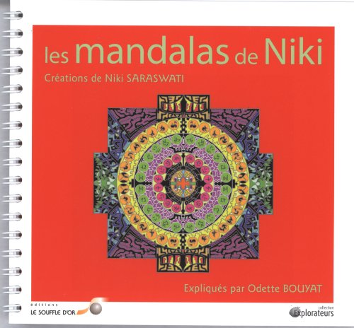 9782840584315: Les Mandalas de Niki (French Edition)