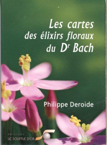 9782840584865: Les cartes des élixirs floraux du Dr Bach