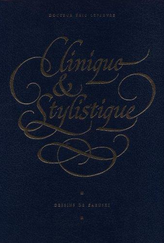 Clinique et Stylistique: Lefebvre éric