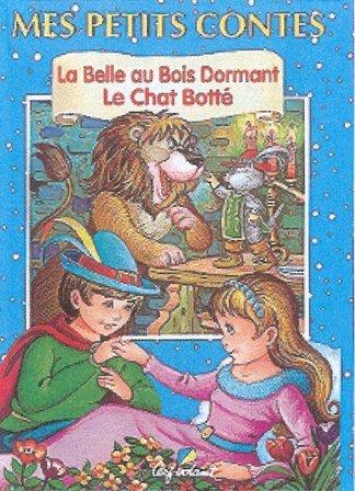 9782840641469: La Belle-au-bois-dormant - Le Chat botté