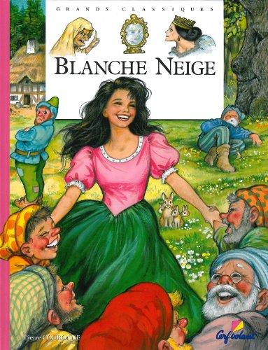 9782840644101: Blanche neige