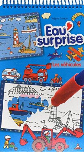 9782840646839: Les véhicules 4-7 ans