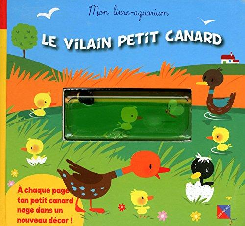 9782840646884: Le vilain petit canard - Mon livre-aquarium