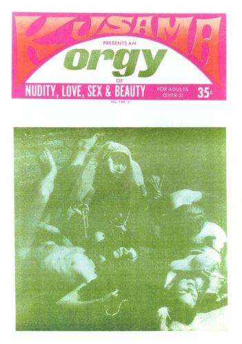 9782840660576: Kusama Orgy, Vol. 1, No. 2