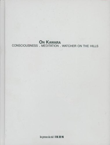 9782840660781: On Kawara : Consciousness Meditation Watcher on the hills