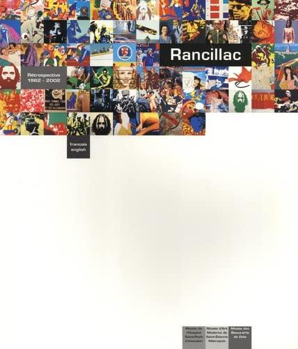 Rancillac Bernard - Retrospective 1962-2002: Sarah Wilson