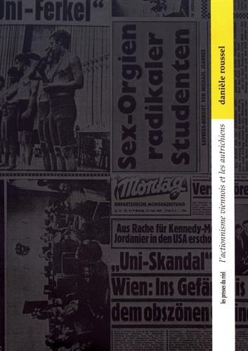 9782840661429: l'actionnisme viennois et les autrichiens