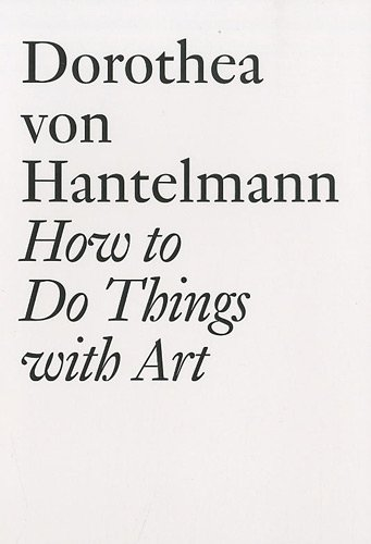 9782840663614: How to Do Things with Art (Documents)