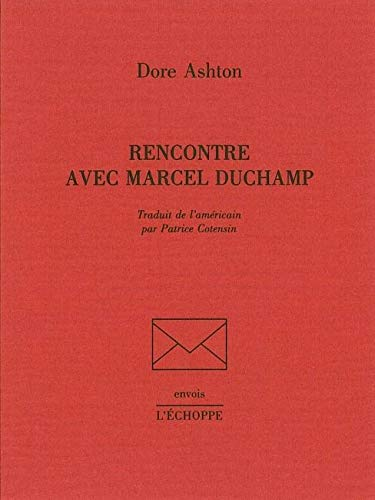 9782840680666: Rencontre avec Marcel Duchamp