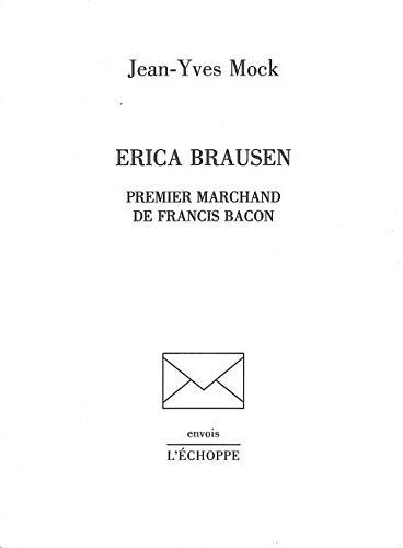 9782840680697: Erica Brausen