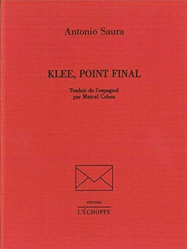 KLEE POINT FINAL: SAURA