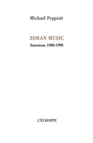 Zoran Music Entretiens: Peppiatt