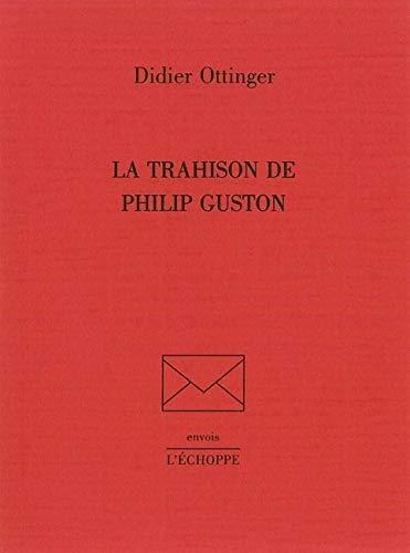 9782840681229: La trahison de Philip Guston