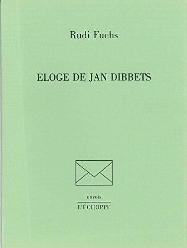 Eloge de Jan Dibbets: Rudi Fuchs
