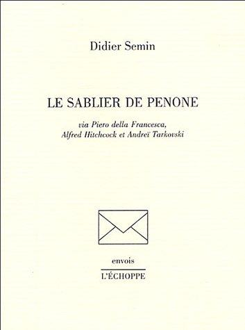 9782840681632: Le sablier de Penone (French Edition)