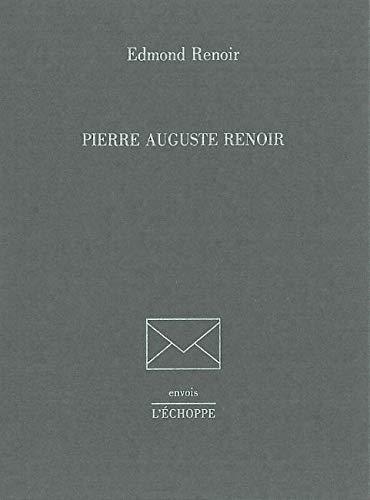 9782840682165: Pierre Auguste Renoir (Envois)