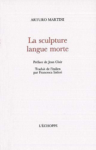 Sculpture langue morte: Martini Arturo